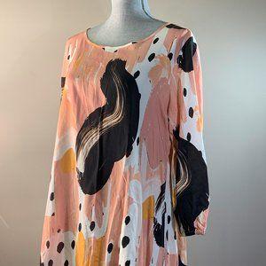 Anthropologie- The Odells Dress